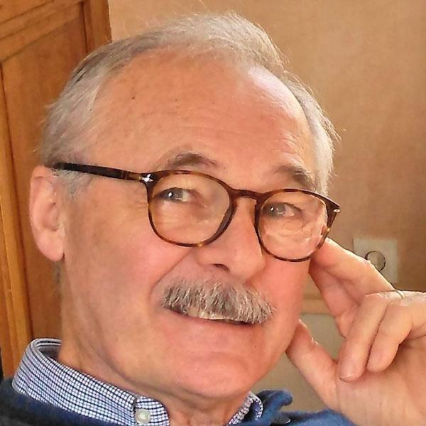 Xavier Lafont, Président d'Enfants de l'Espoir