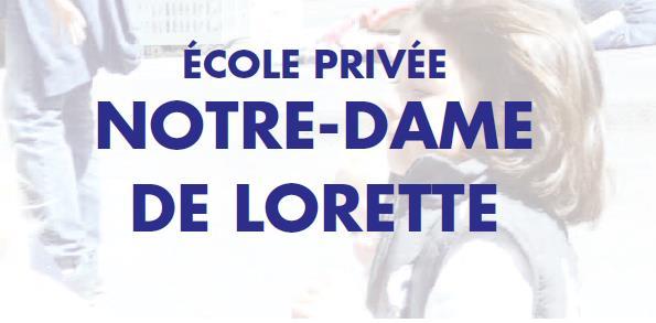 Logo ND de Lorette