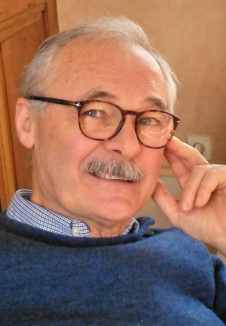 Xavier Lafont, président d'Enfants de l'Espoir<br />Crédit : DR
